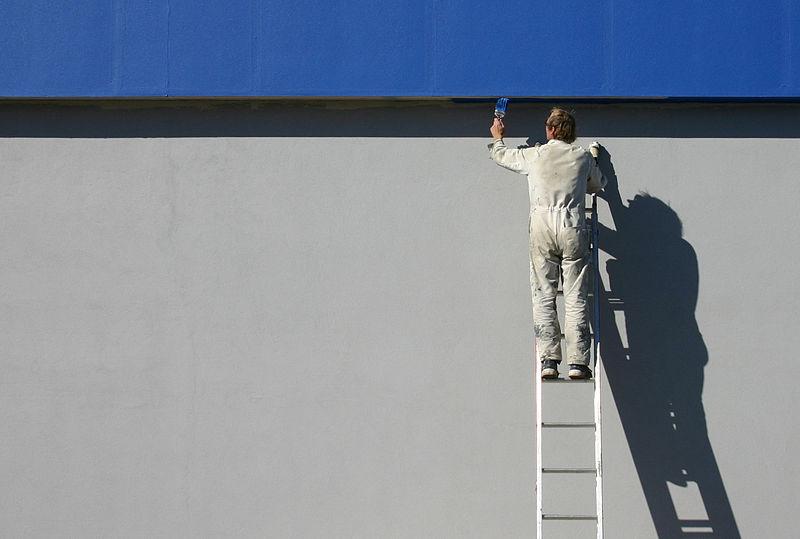 entreprise de renovation peinture à Veyrier rapidement et pas cher
